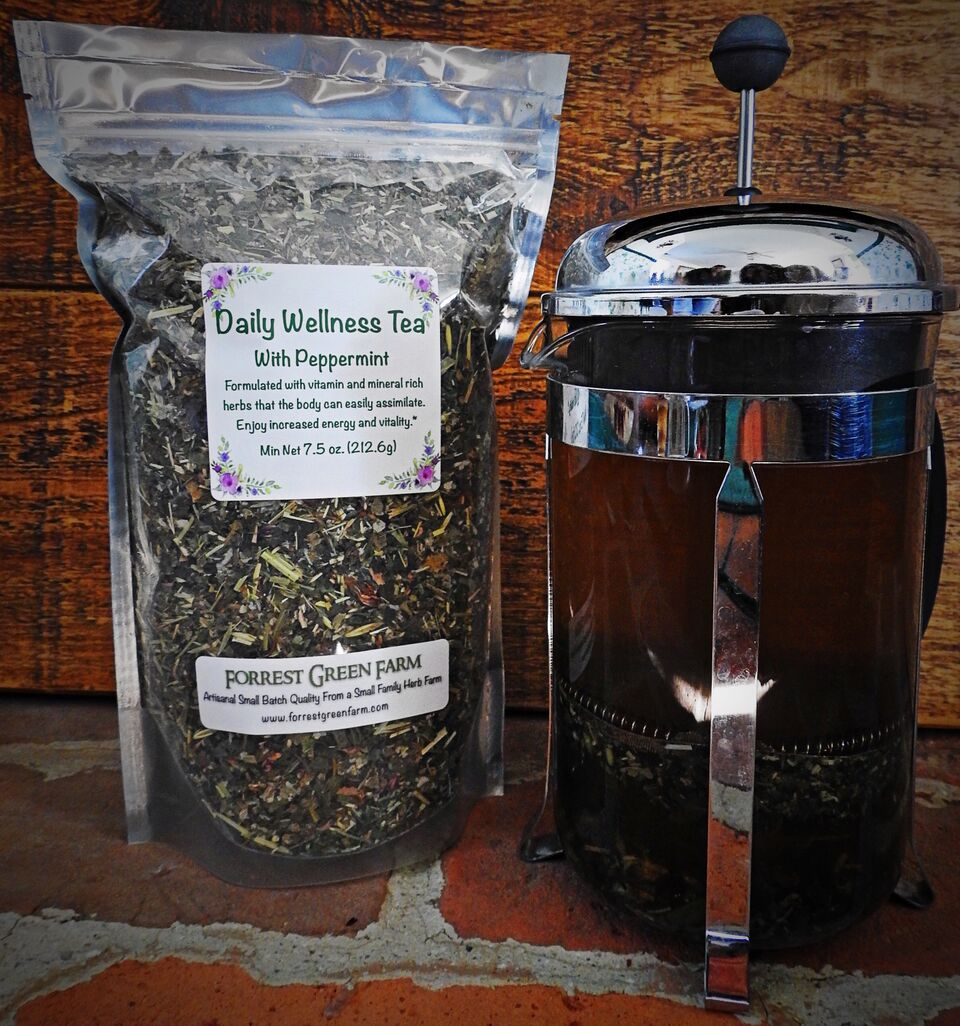 Nourishing Herbal Infusions
