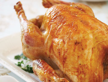 Reserve Your FGF Holiday Turkey!