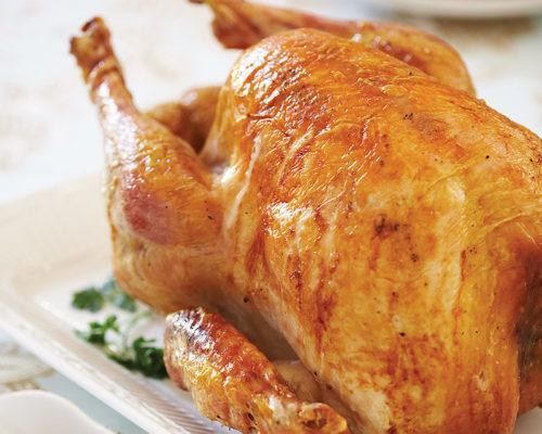 2020 Holiday Turkeys