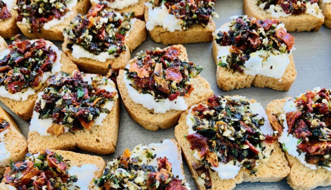 Bruschetta Mini Toast