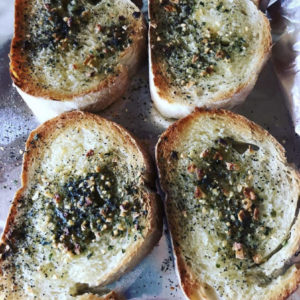 Garlicky Garlic Bread