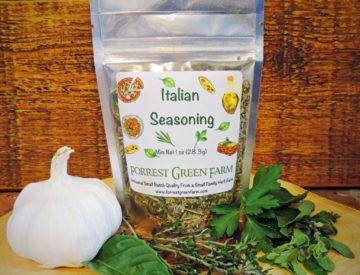 Recipes with FGF Seasonings or Teas