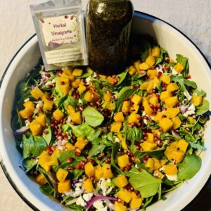Herbal Vinaigrette Dressing