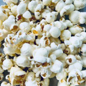 Popcorn in an Air Popper