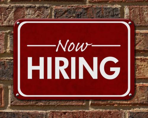 2021 Job Opportunities